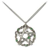 Pentagram of Pan Necklace