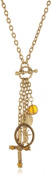 The Vatican Library Collection Angelos Di Luce Charm Necklace