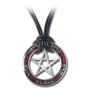 """""""Seal of the Sephiroth"""" Mystical Pendant Necklace"""