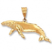 LIOR - Pendant Sea Lion - Gold Plated