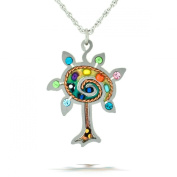Blossoming Tree of Life Necklace from the Artazia Collection #1032 JN