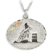 Black Hills Gold Necklace - Cowgirl