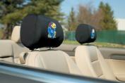 BSI PRODUCTS 82014 Headrest Covers - Kansas Jayhawks
