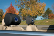 BSI PRODUCTS 82006 Headrest Covers - Penn State Nittany Lions
