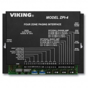 Viking Electronics VK-ZPI-4 Multi-Zone Paging Interface
