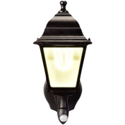 Maxsa Innovations 43319 Battery-Powered Motion-Activated Wall Sconce