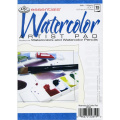 Royal Brush 422620 Essentials Watercolor Paper Pad 5 in. x 7 in. -20 Sheets