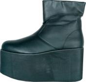 WMU Boot Monster Black Men Medium