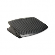 Rocking Footrest, 45cm x35cm x7.6cm , Black. 5 EA/CT.