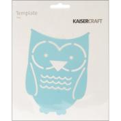"Template 15cm X6""-Owl"