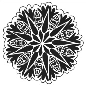 """Crafter's Workshop Templates 15cm X6""""-Bug Doily"""