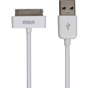 RCA AH740R Power and Sync Cable for iPod/iPhone