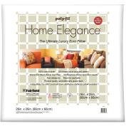 Home Elegance Pillow 70cm x 70cm -White FOB:MI