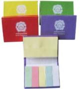 Knit Happy Micro Sticky Novels-Purple