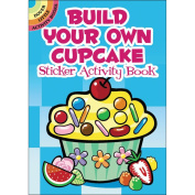 Build Your Own Cupcake Sticker Activity