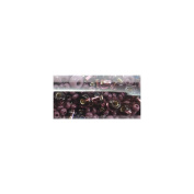 Round Seed Bead Mix 14cm Tube-Purple