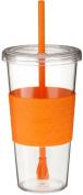 Sierra Tumbler 710mls-Orange