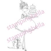 Stamping Bella Stamp-Uptown Girl Ava...Celebrate