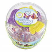 Perler Bucket O' Beads Fun Fusion Fuse Bead Kit-Birds & Butterflies