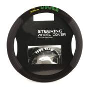 FREMONT DIE 58555 Poly-Suede Steering Wheel Cover - Oregon Ducks