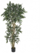 Nearly Natural 5285 6 ft. Green Ash Silk Tree