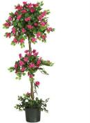Nearly Natural 5228 5 ft. Mini Bougainvillea Topiary