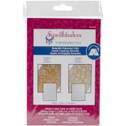 Spellbinders M-Bossabilities 13cm x 18cm Card Embossing Folder