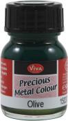 Viva Decor 25ml Paint, Olive