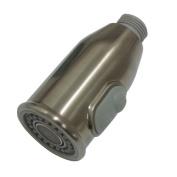 Kingston Brass KDH8818 Gourmetier KDH8818 Kitchen Faucet Sprayer Satin Nickel