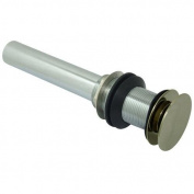 Kingston Brass EV7008 Kingston Brass EV7008 Vessel Sink Drain with Overflow Satin Nickel
