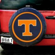 TENNESSEE VOLUNTEERS NCAA SPARE tyre COVER (STANDARD)