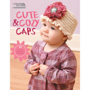Leisure Arts Book-Cute & Cosy Caps