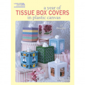 Leisure Arts Book -A Year Of Tissue Covers