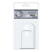 Ruby Rock-It FNT11 Fundamentals Tags 24-Pkg-White