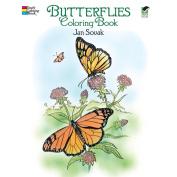 Dover Publications, Butterflies Coloring Book