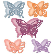 Spellbinders Grand Calibur Shapeabilities Dies-Wonderful Wings, 10/Pkg