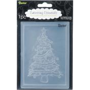Embossing Folder 11cm x 15cm -Christmas Tree