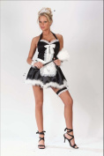 Costumes For All Occasions FW5091ML Medium-Large Maid Upstairs