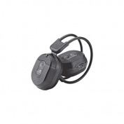 POWER ACOUSTIK HP-900S Swivel Ear Pad 2-Channel RF 900 Mhz Wireless Headphones