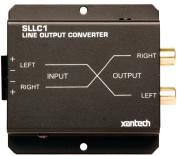 Spkr Level/Line Convertr