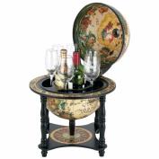 Kassel 33cm Diameter Italian Replica Globe Bar