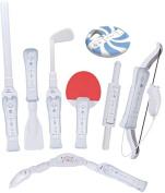 CTA Digital WI-8SR Nintendo Wii 8-In-1 Sports Pack For Wii Sport Resort
