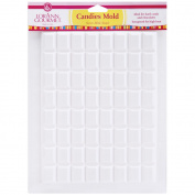 Lorann Oils 478051 Breakup Plastic Sheet Mold-Rectangle