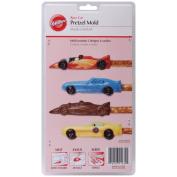 Pretzel Mould-Race Car 6 Cavity