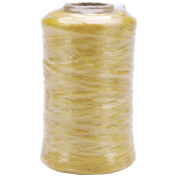 Leather Factory Artificial Sinew 0.2kg Spool, Natural