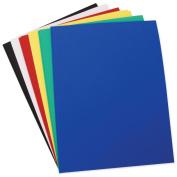 Foam Sheets 22cm x 28cm 12/Pkg-Basic Colours