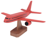 Darice WMK91-7894 Wood Model Kit-Jumbo Jet