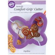 "Wilton Comfort Grip"" 10cm Cookie Cutter, Butterfly 2310-614"