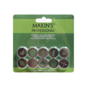 MakinS 35155 Makins Professional Ultimate Clay Extruder Discs 10/Pkg