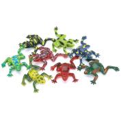 Creatures Inc.-Frogs 8/Pkg